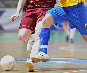 Мини-футбол. Товарищеский матч Россия - Бразилия - 3:1