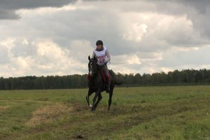 Международные соревнования по конным пробегам памяти Тимура Насырова