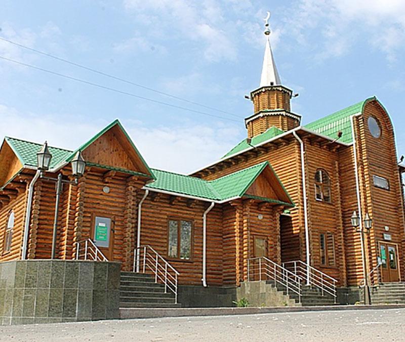 Мечеть на Мельникайте