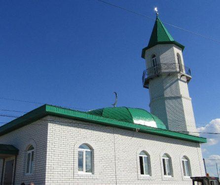 Андреевские мечеть август 2016