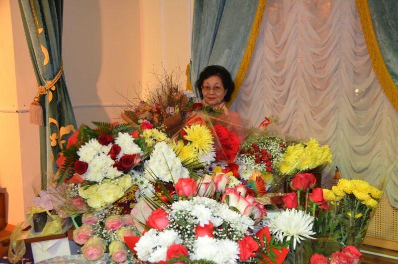 Творческий вечер Валимы Ташкаловой