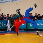 Открытый турнир по борьбе на поясах корэш памяти Героя России Раушана Абдуллина.