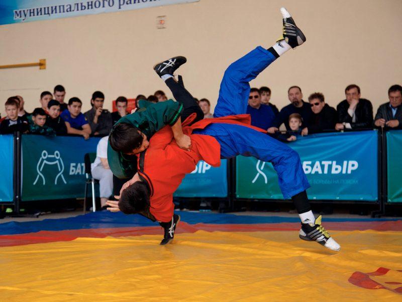 Открытый турнир по борьбе на поясах корэш памяти Героя России Раушана Абдуллина 19 мая 2018