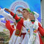 13-14 июля делегация КТТО приняла участие в Всероссийском сельском сабантуе в селе Альменево Курганская область