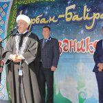 22 августа в селе Большие Акияры состоялся праздник Курбан-байрам