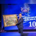 Президент Конгресса татар Тюменской области поздравил первый вуза Крыма со столетием.