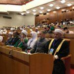 Муфтий Тюменской области принимает участие в торжествах по случаю 230-летия ЦДУМ России