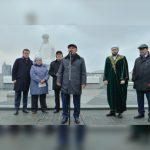 Президент Татарстана открыл в Казани памятник известному татарскому богослову Шигабутдину Марджани