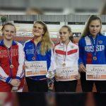 Татарка завоевала две медали на международном турнире по фехтованию