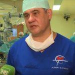 В честь дня рождения Альберта Суфианова, выставляем сюжет канала ТНВ-Планета о заслуженном враче России.