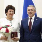 Губернатор Александр Моор удовлетворен работой конгресса татар тюменской области